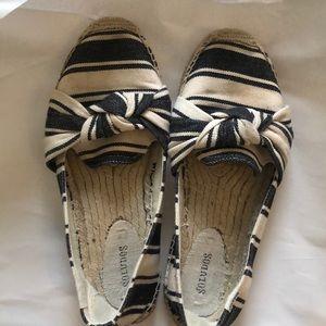 Soludos Platform Canvas Shoes